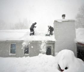 Buffalo snowstorm 2014