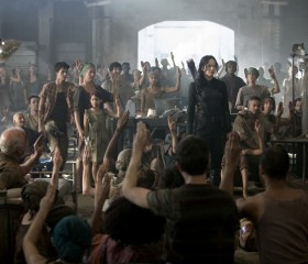 Jennifer Lawrence's The Hunger Games: Mockingjay Part 1 Wins at Movie Box Office This Weekend