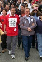 Thanksgiving 2014: Martin Sheen Honors Cesar Chavez, UFW and Farm Workers Who Bring Food to Our Table