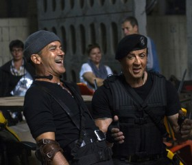 The Expendables 3 Among Top New DVD Movie Releases for Thanksgiving