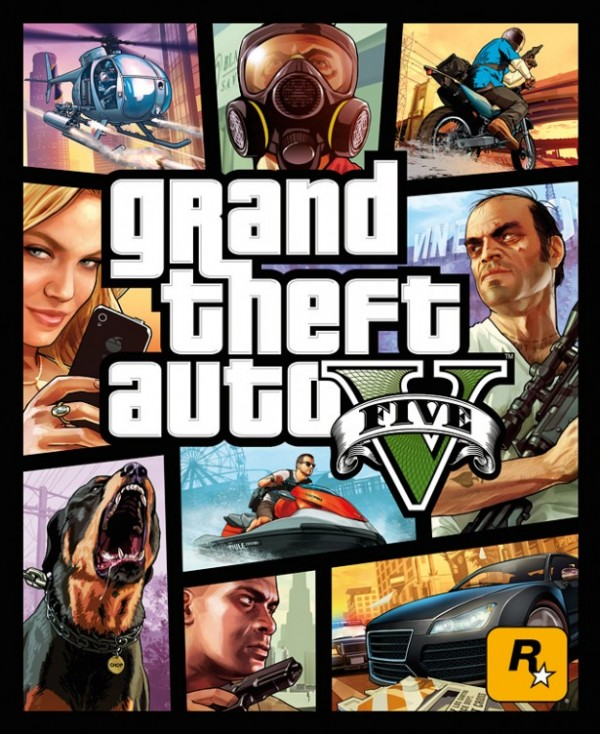 The Cover of Rockstar's Latest GTA