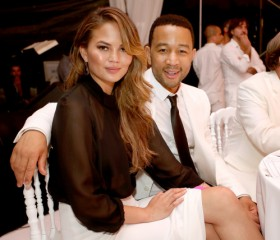John Legend Says it Wasn't Love at First Sight With Chrissy Teigen