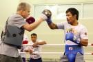 Manny Pacquiao Will KO Floyd Mayweather - Freddie Roach