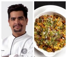 Chef Aarón Sánchez
