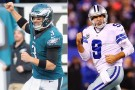 Mark Sanchez, Tony Romo Face off in Dallas Cowboys vs Philadelphia Eagles NFL Thanksgiving Day Game