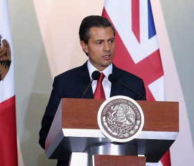 Mexican President Facing Crisis To Announce New Strategy For Country's Dysfunctional Justice System