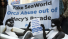 SeaWorld Protests at Macy's Parade