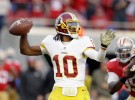 Robert Griffin III Benched
