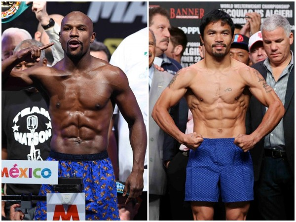 Pacquiao Fight Action Slideshow   Floyd Mayweather vs. Manny Pacquiao ...