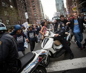 Activists Call For Mass 'Hands Up' Walk Out In NYC and across U.S.