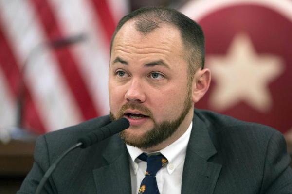 NYC Council Member Corey Johnson