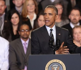 Obama Gets Low Approval Marks for Immigration Action, Economy and Foreign Policy