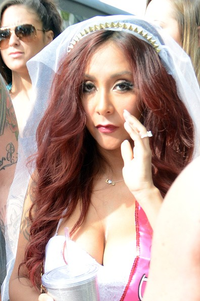 Nicole Polizzi Explains why she Didn't Invite all of her 'Jersey Shore' Cast Mates to her Wedding