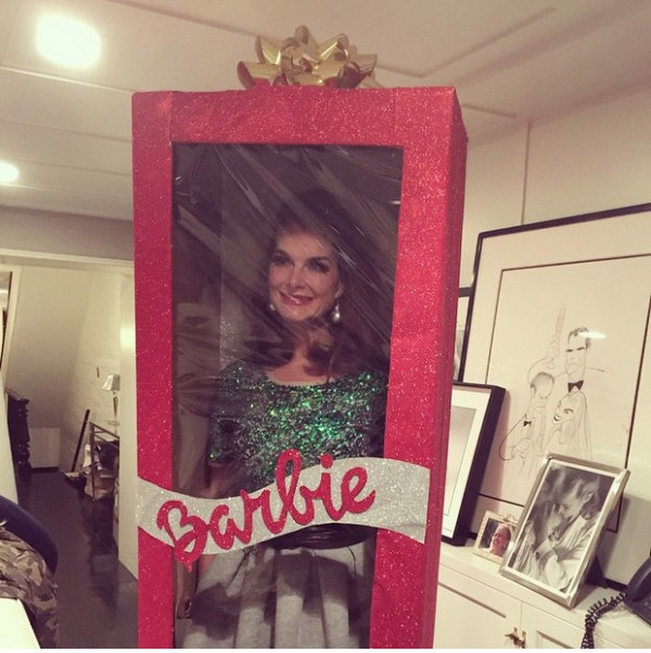Real Life Human Barbie: Brooke Shields Opens Up About Childhood, Barbies ...