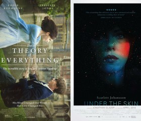 """Film in 2014: Best Musical Scores Include """"Under the Skin"""" & """"Theory of Everything"""""""