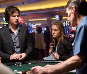 """The Gambler"" starring Mark Wahlberg"