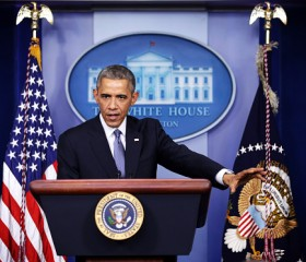 President Obama: XL Pipeline No Benefit To Americans