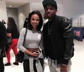 Chris Brown Slams Karrueche fan,  MobzPr3ttyboi for Suggestive Drake Caption
