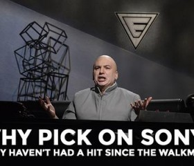 Dr. Evil Appears on SNL