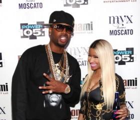 Nicki Minaj Slams Safaree Samuels on Twitter