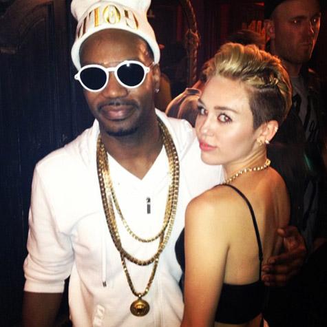 Juicy J/Miley Cyrus