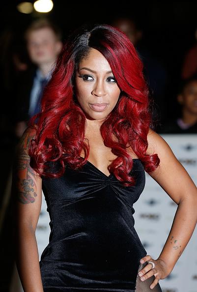 K Michelle Red Hair Bob k-michelle
