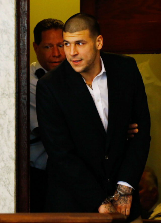 Aaron Hernandez Murder Trial News Update: Ex-NFL Player's Fiancee