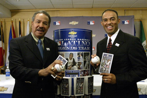 Latin American Pitchers Juan Marichal and Mariano Rivera