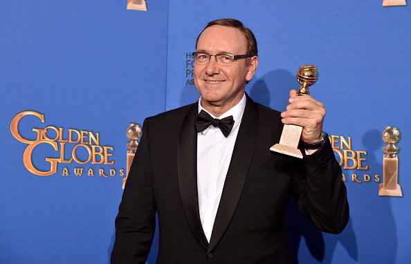 Digital TV storms Golden Globes, ousting old favorites