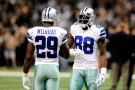Dallas Cowboys RB and WR DeMarco Murray and Dez Bryant