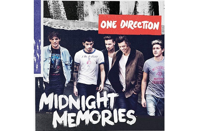 "One Direction's ""Midnight Memories"""