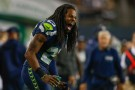 Seattle Seahawks Cornerback Richard Sherman