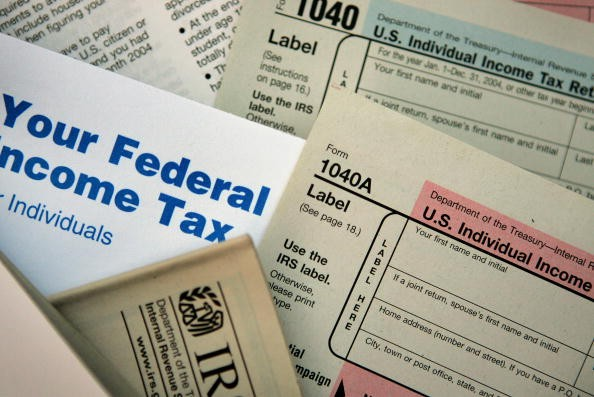 2016 Income Tax Forms IRS