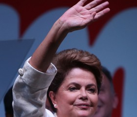 braizil-president-Dilma-Rousseff-election