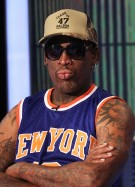 Dennis Rodman Talks About North Korea and the Sony Hack