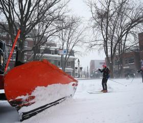 Winter Storm Juno 2015 cambridge boston massachusetts