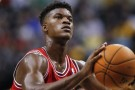 Chicago Bulls Shooting Guard Jimmy Butler