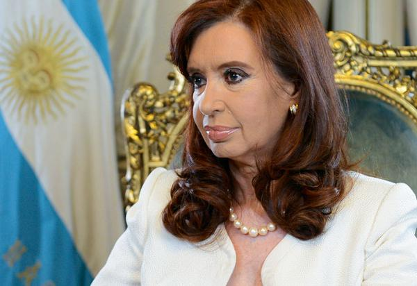 Christina Lopez Kirchner. Photo from Latin Post