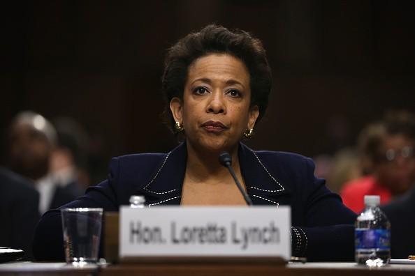 Loretta Lynch Approved as AG.