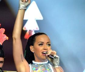 Katy Perry in Concert in Brisbane