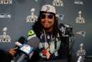 seattle seahawks running back Marshawn Lynch