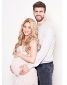 Shakira Boyfriend Gerard Pique and Son: