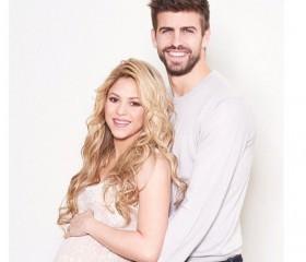 Shakira Boyfriend Gerard Pique and Son: