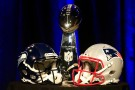 New England Patriots and Seattle Seahawks Play in 2015 Super Bowl