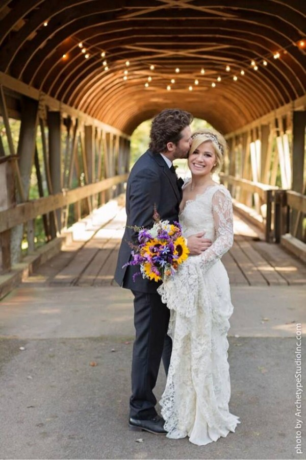 Kelly Clarkson's Wedding