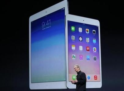 Apple Inc CEO Tim Cook
