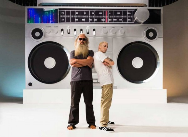 Eminem & Rick Rubin