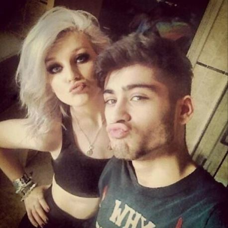 Zayn Mailk Perrie Edwards