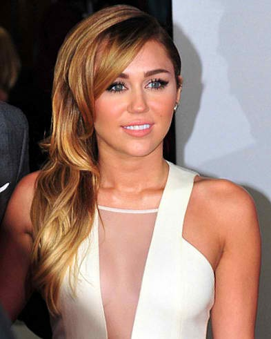 Old Miley Cyrus