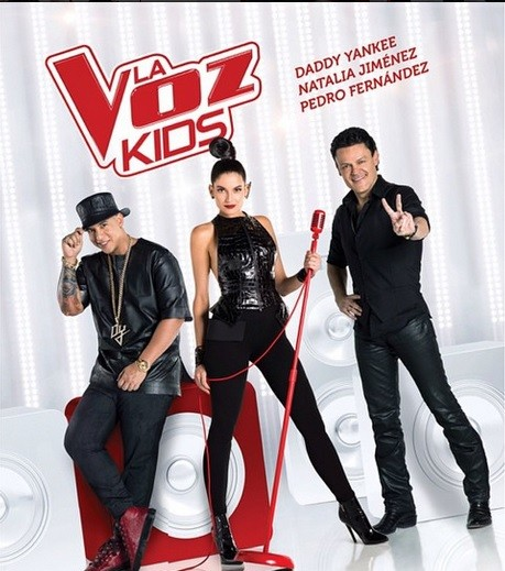 La Voz Kids' Season 3 2015 Cast, News & Judges: Natalia Jimenez Says ...